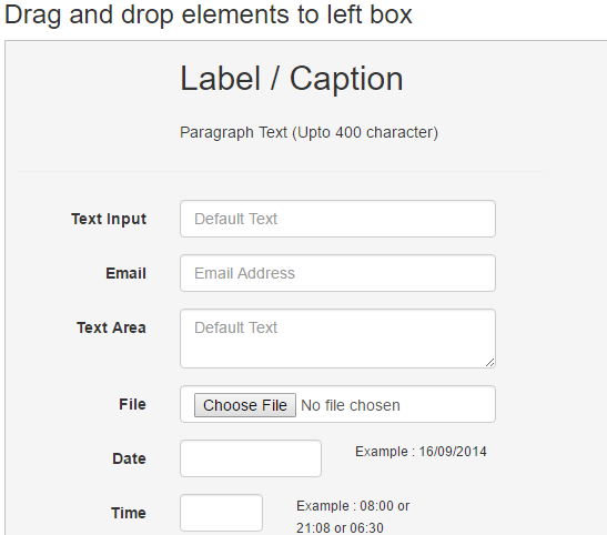 CMS4BIZ new feature - Custom Forms